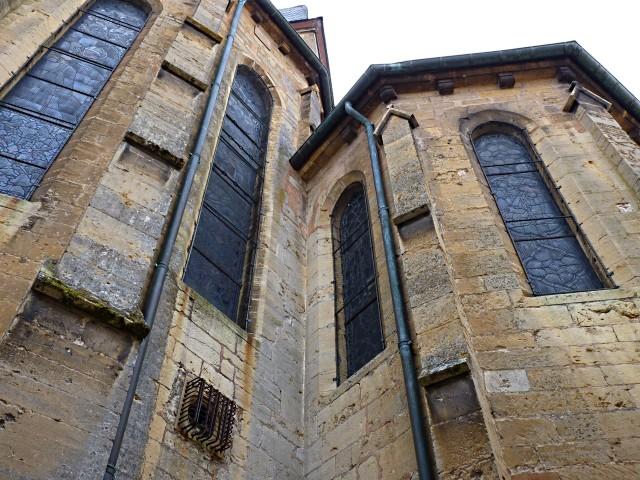 Gorze l'église Saint-Etienne 17 Marc de Metz 2011