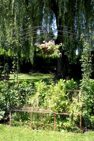 Jardin de l'Echassière