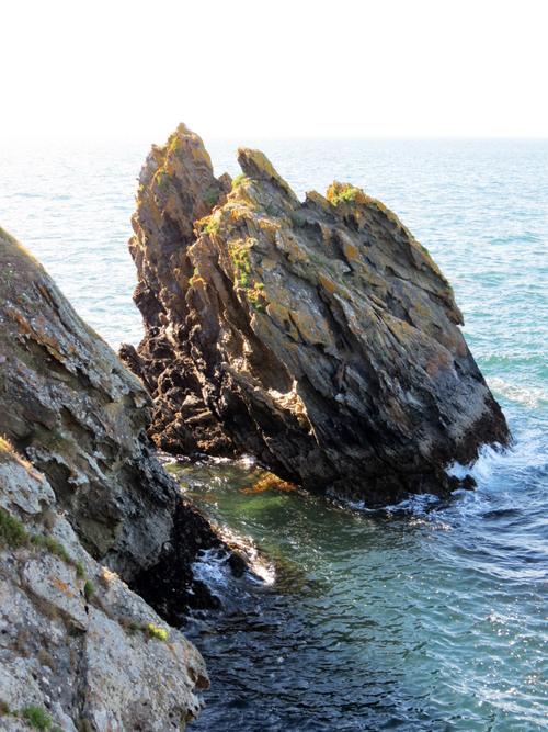 Escapade iodée à l'Île de Groix (Morbihan) - Depuis Port Lay  sur le sentier côtier
