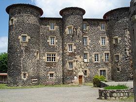 Image illustrative de l'article Château du Monastier-sur-Gazeille