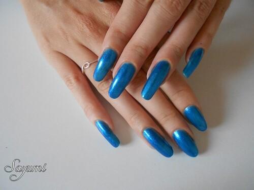 Flormar - Blue Jellybean