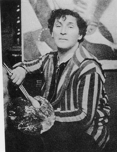 Chagall-1923-1948-France-NY