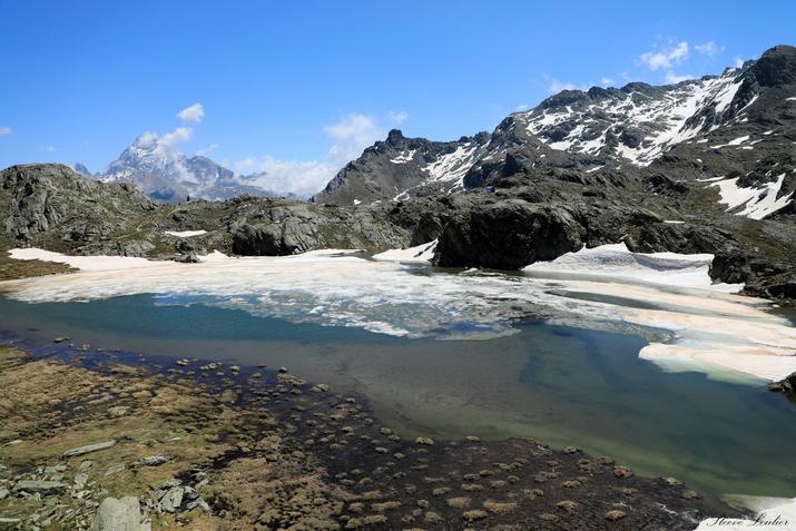 Queyras, Lac de Longet
