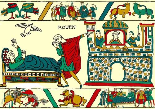 L'Histoire de la Tapisserie de Bayeux (2)