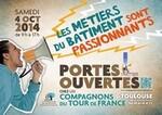 Journée portes ouvertes chez les Compagnons du Tour de France