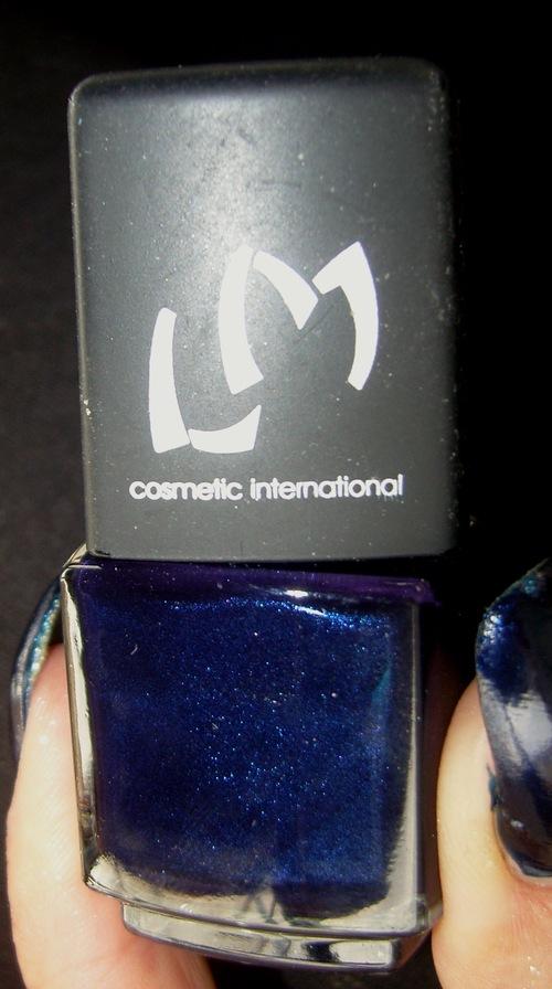 Swatch : Lm Cosmetic - Saphir - n° 19