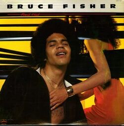 Bruce Fisher - Red Hot - Complete LP