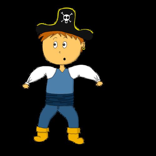 Dessin - Pirate (le retour)
