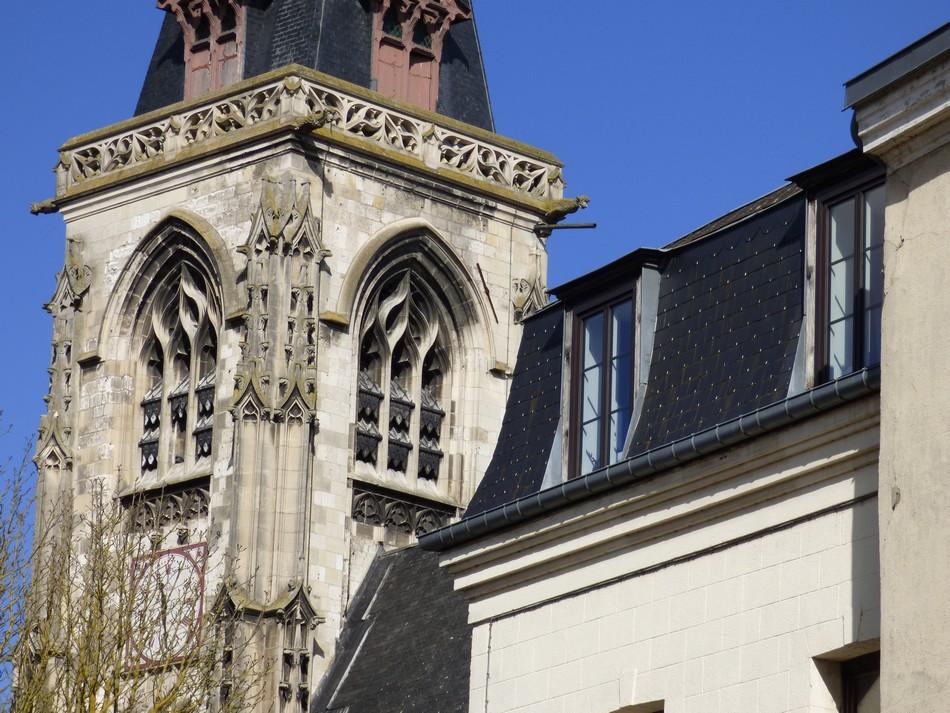 L'église Saint-Leu