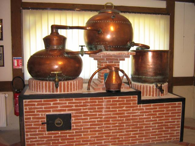 La distillerie Busnel