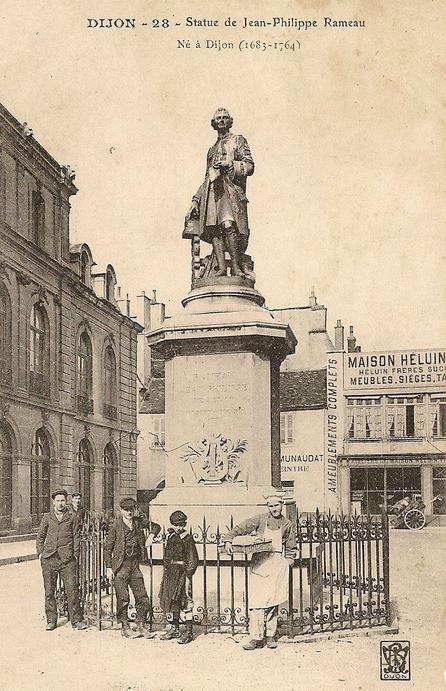 Jean-Philippe Rameau, un grand musicien dijonnais