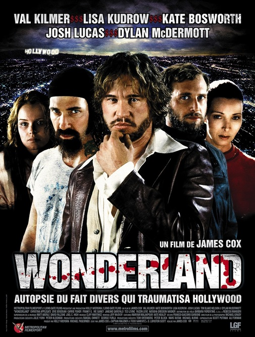 WONDERLAND BOX OFFICE FRANCE 2004
