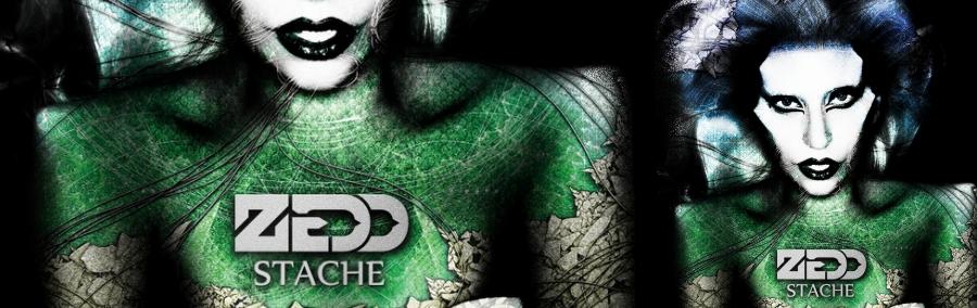 NEW MUSIC // Zedd feat Lady GaGa - Stache