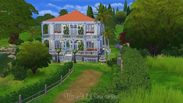 La villa Beausoleil