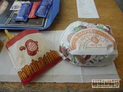 Souvenirs souvenirs . . . gastronomie l'ouest américain