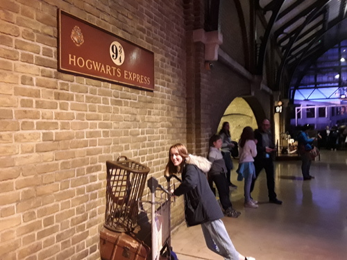 "Warner Bros Studios ""Harry Potter"""