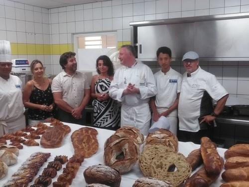 champion du monde de boulangerie