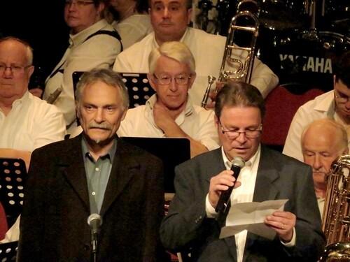 La Lyre a présenté son concert 2013 devant un très nombreux public...
