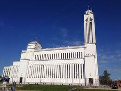 LA LITUANIE - kaunas- et LA LETTONIE - Riga