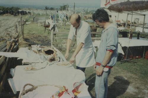 1987 : un projet de coopération avec le Burkina Faso