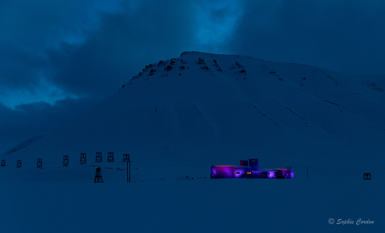 A Gift to Svalbard