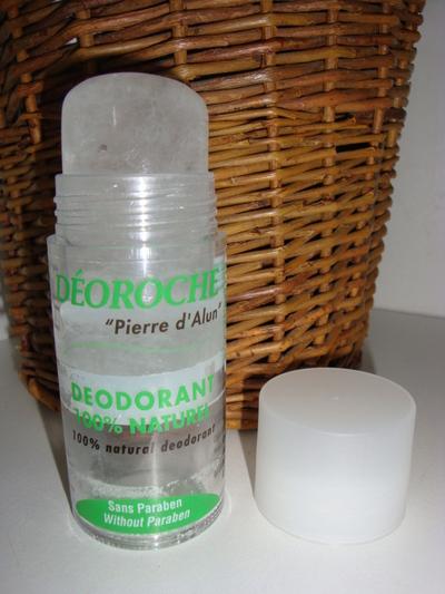 Blog de melimelodesptitsblanpain :Méli Mélo des p'tits Blanpain!, Déodorant naturel: la pierre d'Alun