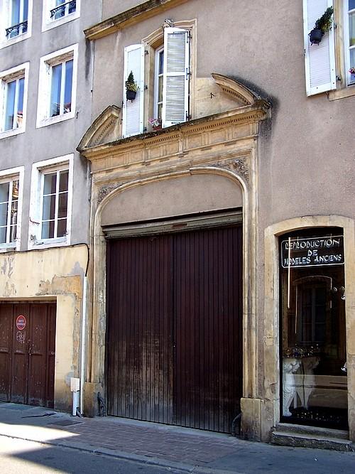 Les portes de Metz 31 Marc de Metz 2012