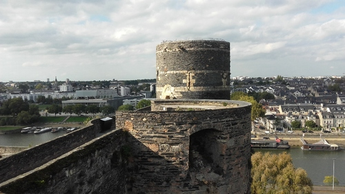 Château d'Angers (fin).