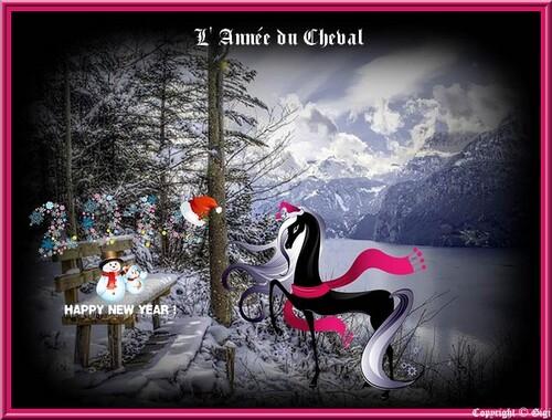 L' Année du Cheval