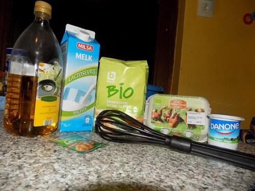 Crêpes diététique et pour diabétiques