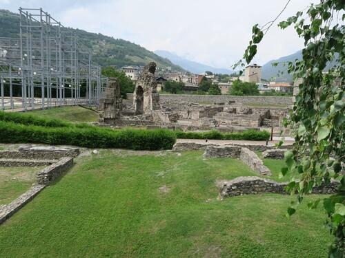 Aoste (Italie)