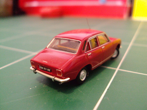 Peugeot 504 de Brekina