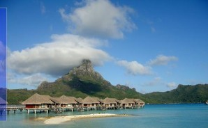 Bora Bora escape