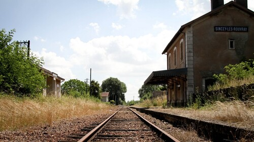 La gare de Sincey-les-rouvray! (2)