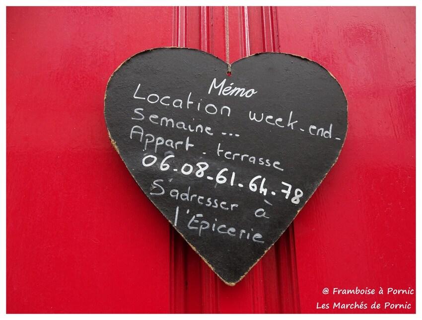 la maison de Margaux - Rue Clémenceau - PORNIC
