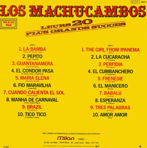 Los Machucambos 02