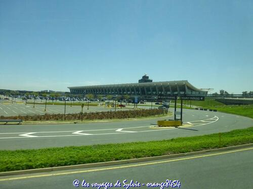 usa - aéroport de dulles
