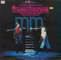 The Music Machine With Patti Boulaye - Music Machine - Complete LP