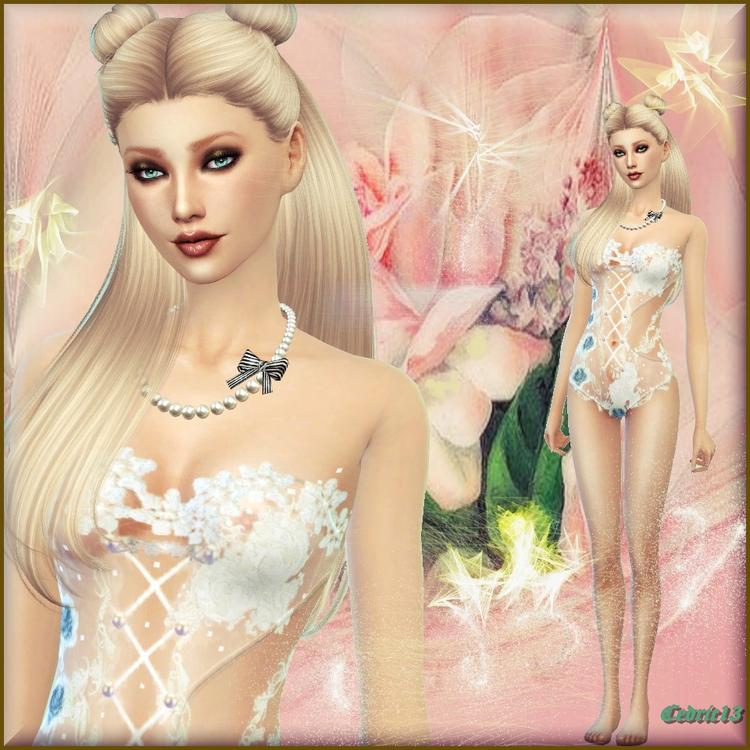 TS4 Sim: Nicole