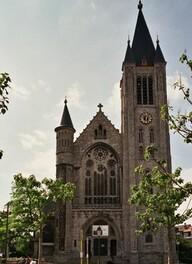 Belgique: Eglise d'Etterbeek -01