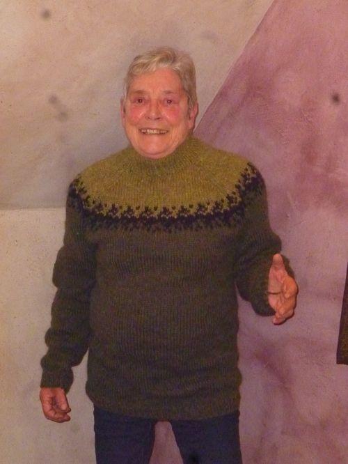 En automne, on tricote !