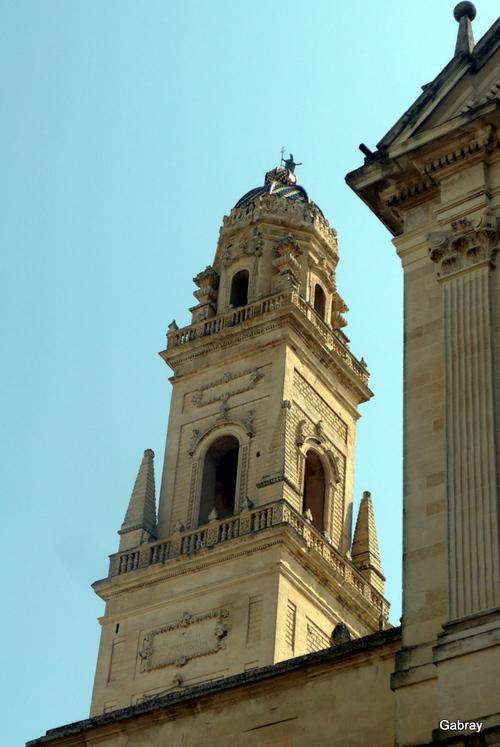 Lecce : la cathédrale (Italie) n 2