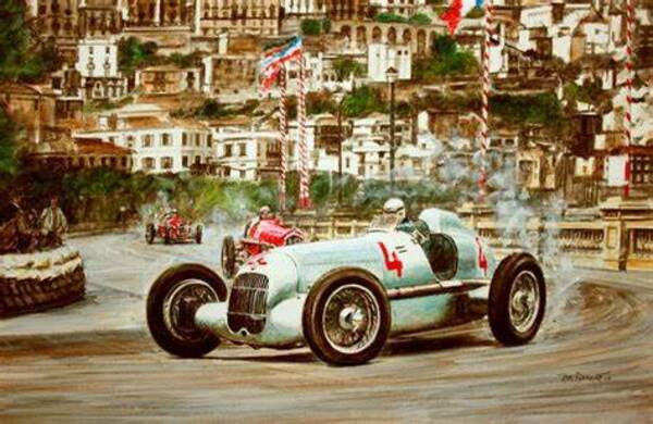 GP automobile de Monaco