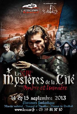 Les Mystères de la Cité : Ombre et lumière
