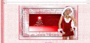Papier Noël