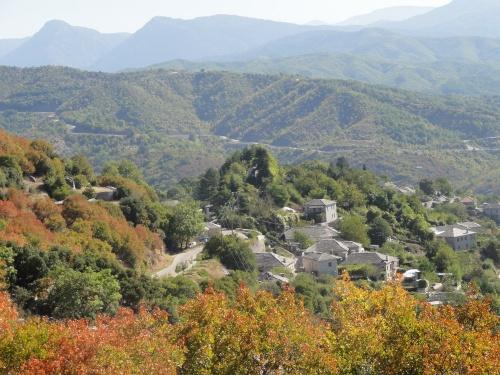 29 septembre: Monodendri et les gorges du Vikos