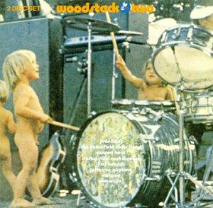 Enfants à Woodstock