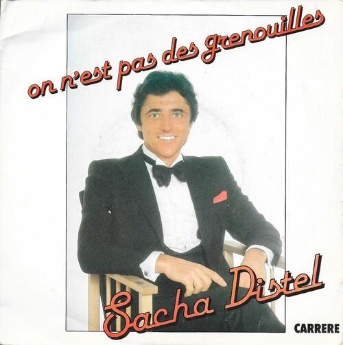 Sacha Distel - On N'Est Pas Des Grenouilles 01