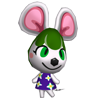 Quenotte animal crossing WIII