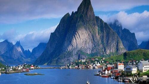 NORVÈGE. Amazing Norway, 4k  (Voyages)